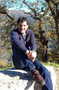 Peter Walt in Südfrankreich